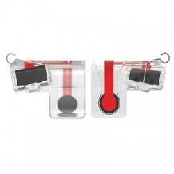 2PCS Mobile Game Fire Button Aim Key L1/ R1 Shooter Controller