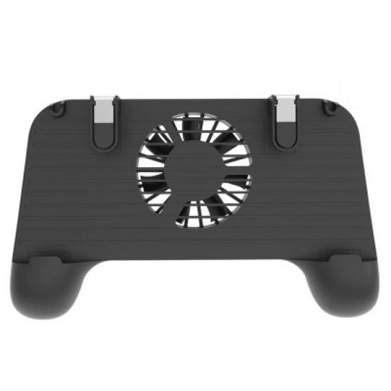 Mobile Phone Fire Button Shooting Game Controller Gamepad Joystick